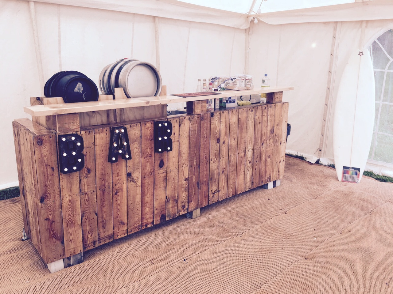 Mobile Bar Service North Devon Barnstable
